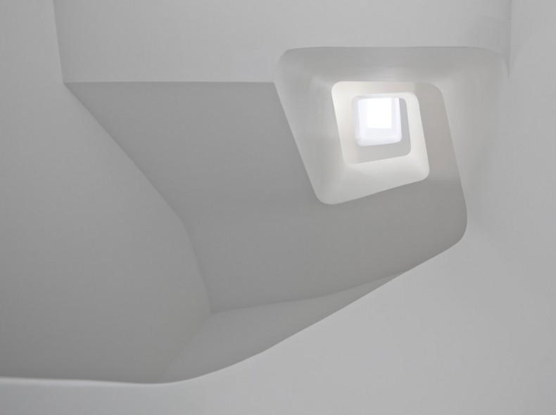 Faroe - White spiral