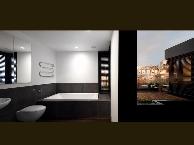 faroe - bathroom pod - interior