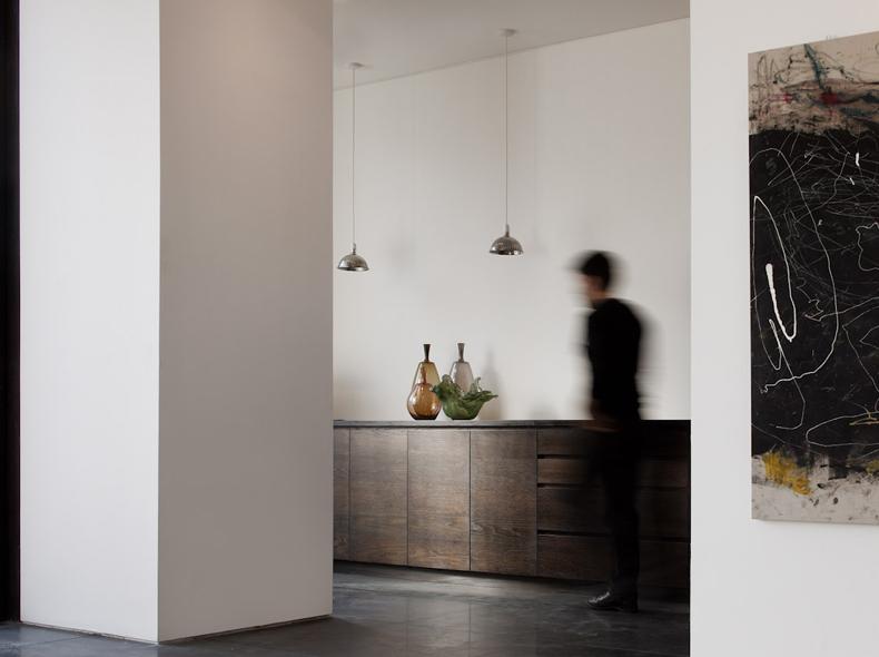 faroe - kitchen view