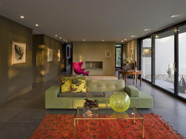 wilderness - living room